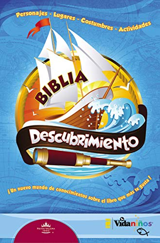 Biblia Descubrimiento RVR 1960 (Spanish Edition) (0829757910) by Zondervan