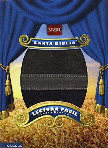 Santa Biblia / Holy Bible: Nueva Version Internacional, Gris Azula Oscuro, Italiana a Dos ...
