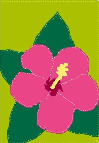 9780829758290: NVI Santa Biblia, ultrafina compacta, flores, hibisco (Spanish Edition)