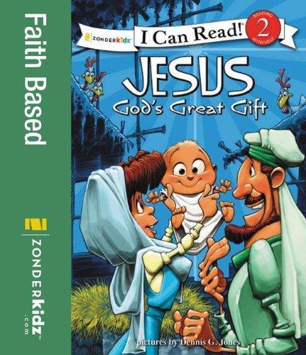 9780829758450: Jesus, El Regalo Maravilloso de Dios / Jesus, God's Great Gift (I Can Read! / Yo Se Leer!)