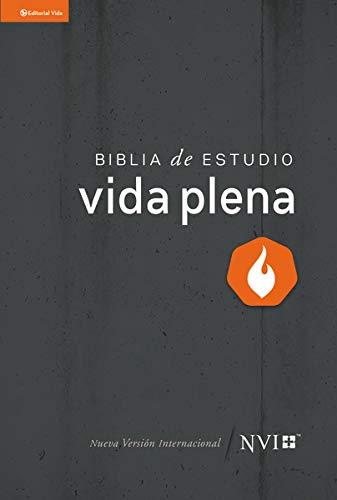 9780829758689: NVI Biblia de estudio vida plena (Spanish Edition)
