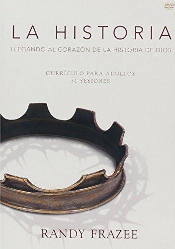 9780829758962: El Corazon de La Historia DVD: 31 Sessions (Story)