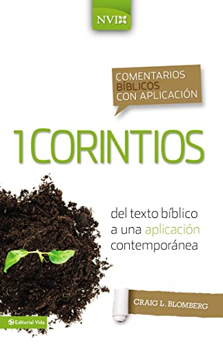 Comentario NVI 1 Corintios Format: Hardcover: Craig L. Blomberg