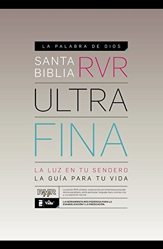 9780829759969: Santa Biblia Ultrafina-Rvr 1977
