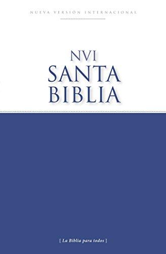 NVI -Santa Biblia - Edicion Economica: Zondervan