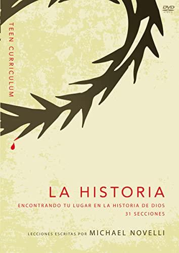 9780829760705: La Historia, teen edition currículo, DVD-ROM (Spanish Edition)