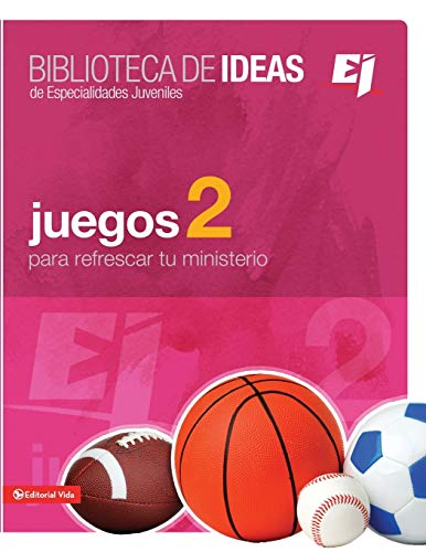 9780829761757: Biblioteca de Ideas: Juegos 2 (Especialidades Juveniles)
