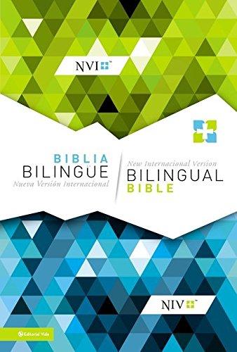 9780829762723: NVI/NIV Biblia bilingüe nueva edición (Spanish Edition)