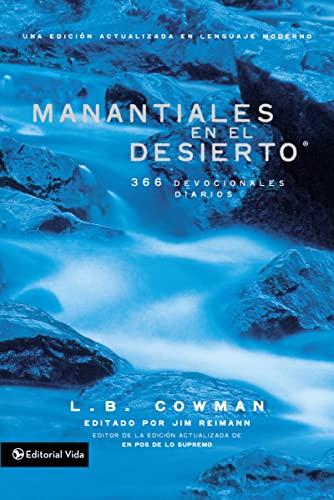 9780829762808: Manantiales En El Desierto - Edicion Actualizada: 366 Devocionales Diarios