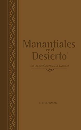 9780829762907: Manantiales En El Desierto - Edicion Actualizada: 366 Devocionales Diarios
