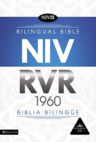 9780829763003: Holy Bible: RVR 1960 /New International Version, Leather-Look, Biblia bilingue con indice