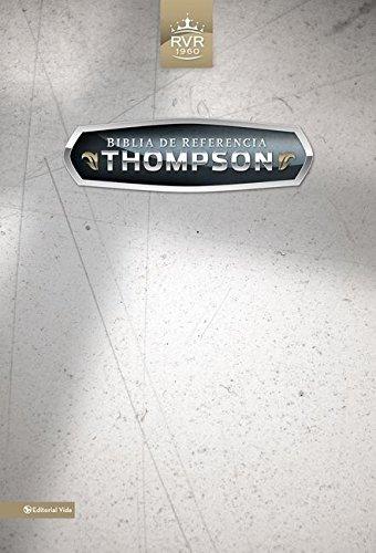 9780829763027: Biblia de referencia Thompson RVR 1960 con Indice