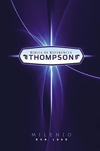 Biblia de referencia Thompson Milenio RVR 1960 con Índice (Spanish Edition): Zondervan
