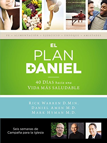 9780829763928: The Plan Daniel - Campana Para La Iglesia- Kit: 40 Dias Hacia Una Vida Mas Saludable (Daniel Plan)
