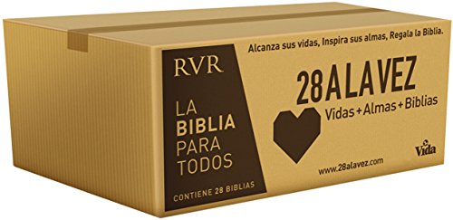 9780829765175: RVR77-Santa Biblia - Edición económica / Paquete de 28 (Spanish Edition)