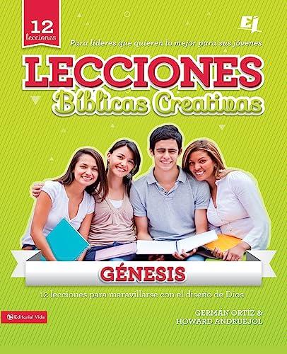 9780829765977: Lecciones Bíblicas Creativas: Génesis (Especialidades Juveniles / Lecciones Biblicas Creativas)