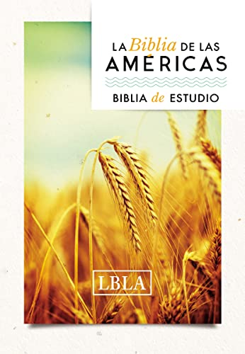 9780829768060: Lbla Biblia de Estudio, Tapa Dura