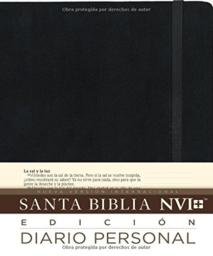9780829768121: Santa Biblia NVI, Edicion Diario Personal - Tapa Dura
