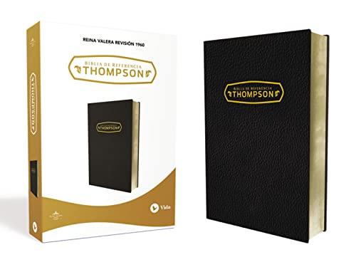 9780829769098: Rvr60 Biblia de Referencia Thompson, Imitación Piel