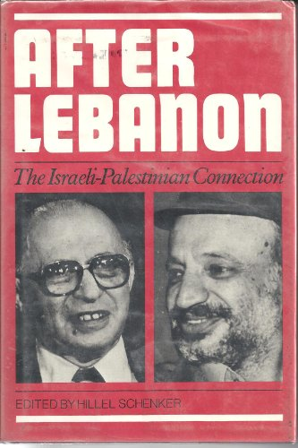9780829806540: After Lebanon: The Israeli-Palestinian Connection