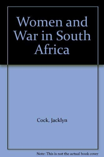 9780829809664: Women and War in South Africa