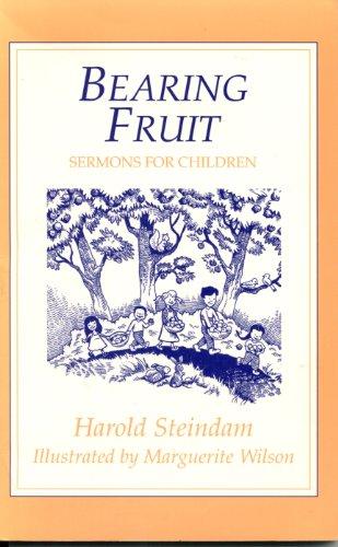 9780829810134: Bearing Fruit: Sermons for Children