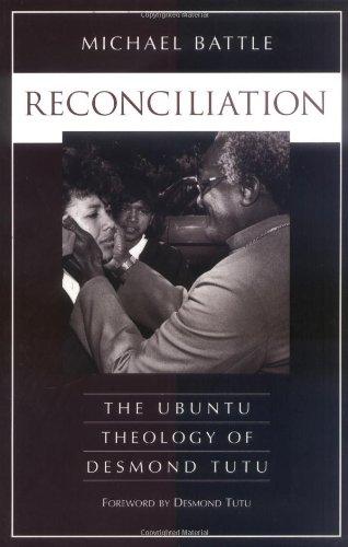 9780829811582: Reconciliation: The Ubuntu Theology of Desmond Tutu