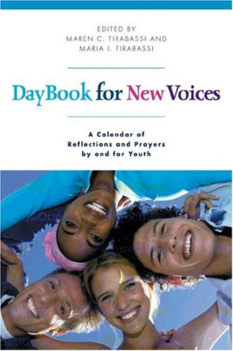 9780829816037: Daybook for New Voices: A Calendar of Reflections and Prayers By and for Youth