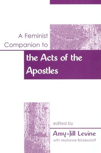 9780829816570: A Feminist Companion To The Acts Of The Apostles (Feminist Companion to the New Testament and Early Christian Writings)