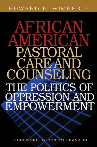 African American Pastoral Care And Counseling: The: Wimberly, Edward P.