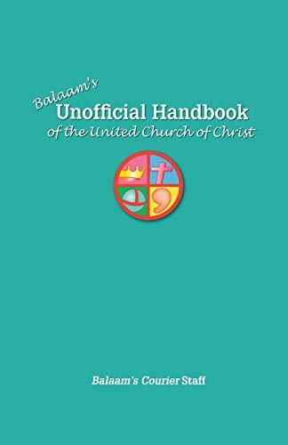 9780829817973: Balaam's Unofficial Handbook of the United Church of Christ