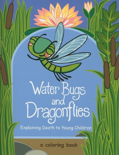 9780829818307: Water Bugs and Dragonflies: Explaining Death to Young Children, A Coloring Book