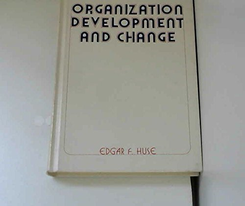 9780829900460: Organization Development and Change