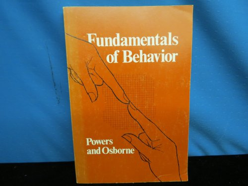 9780829900736: Fundamentals of Behaviour
