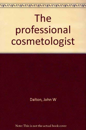 9780829900880: The professional cosmetologist