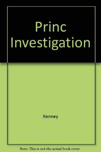 9780829902846: Princ Investigation