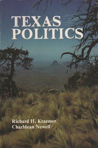 9780829902860: Texas politics