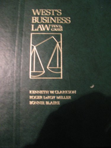 9780829902952: Business Law: Text and Cases