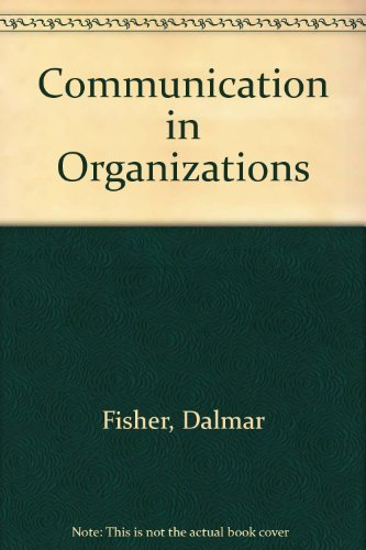 9780829903744: Communication in Organizations