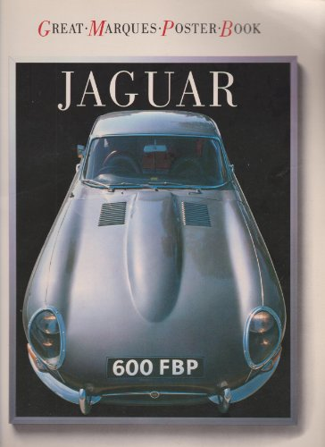 Jaguar Great Marques Poster Book (0830003088) by Chris Harvey