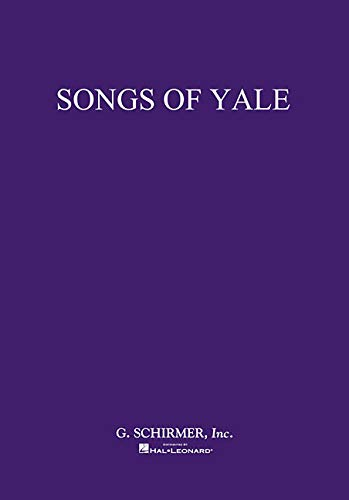 9780830054558: Songs of Yale: Voice and Piano