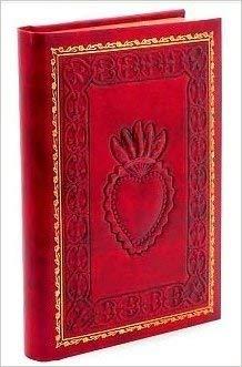 9780830094035: Red Crest Emblem Heart Italian Leather Journal-(6