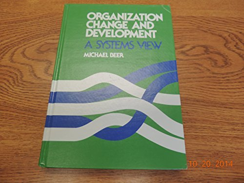 9780830264162: Organization Change and Development: A Systems View