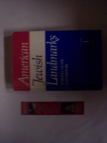 American Jewish Landmarks: A Travel Guide and History (Jewish Landmarks Series): Postal, Bernard