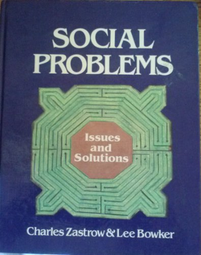 9780830410514: Social problems: Issues and solutions