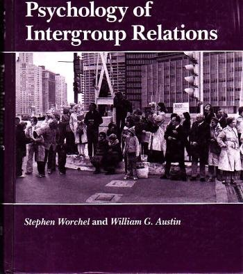 9780830410750: Psychology of Intergroup Relations (The Nelson-Hall series in psychology)