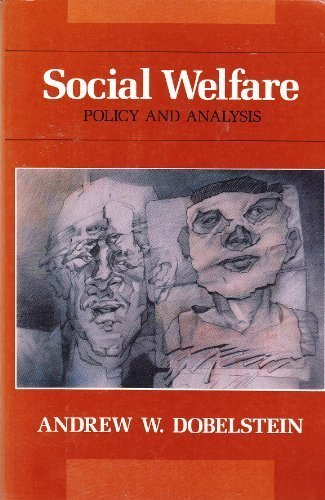 9780830411443: Social Welfare: Policy and Analysis (Nelson-Hall Series in Social Welfare)
