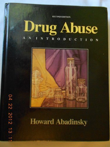 9780830413447: Drug Abuse: An Introduction