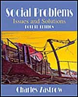 9780830414444: Social Problems: Issues and Solutions (Nelson-Hall Series in Sociology)
