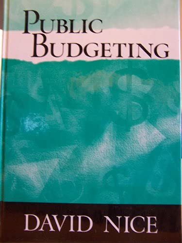 9780830415151: Public Budgeting